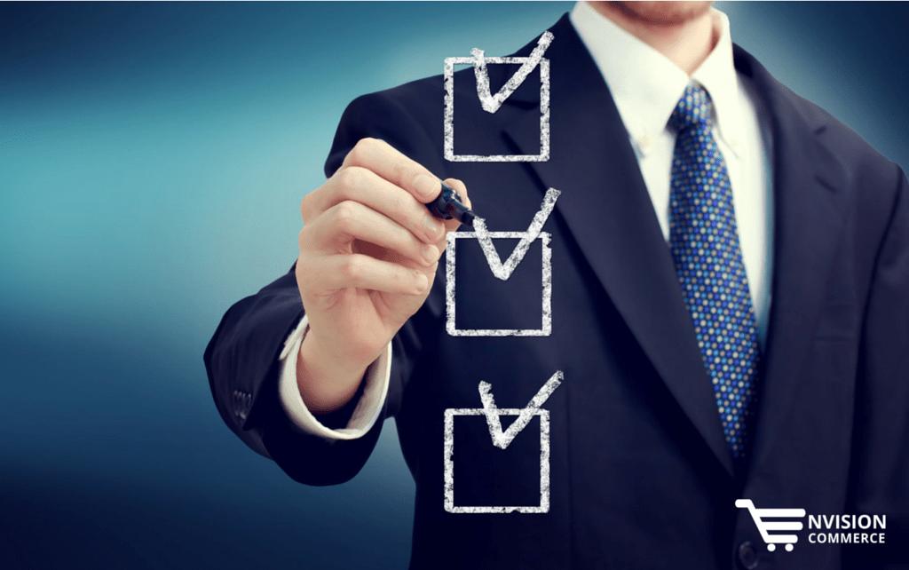 Ecommerce Checklist