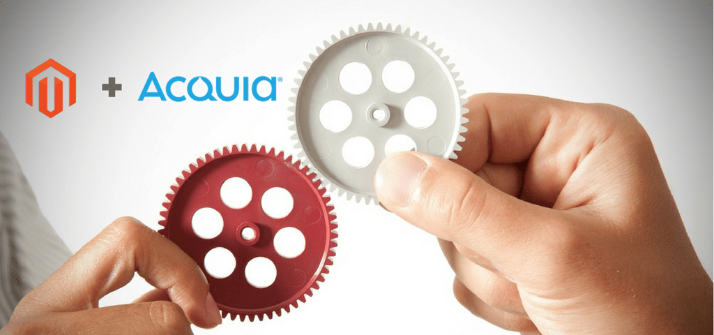 Acquia & Magento Combined Their Powers for Ecommerce Empowerment