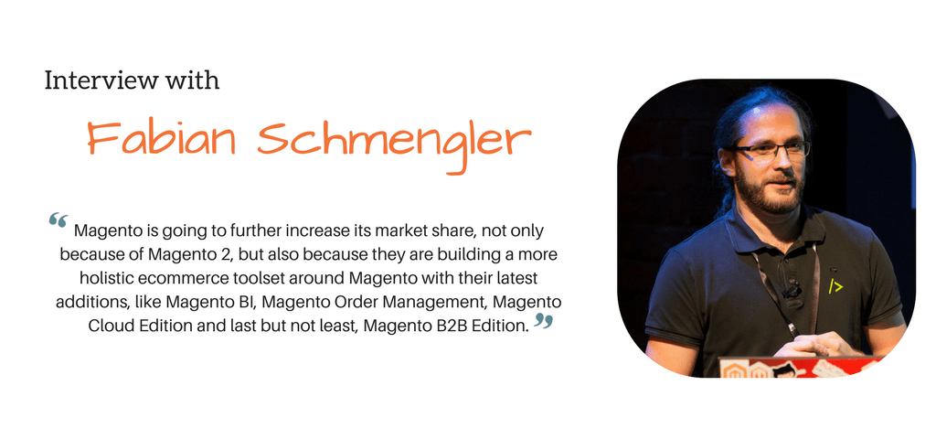 An Interview with a Multi-talented Magento extrovert – Fabian Schmengler