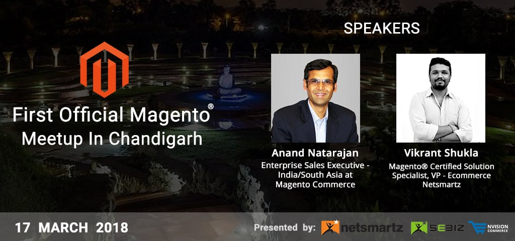 First Official Magento Meetup in Chandigarh