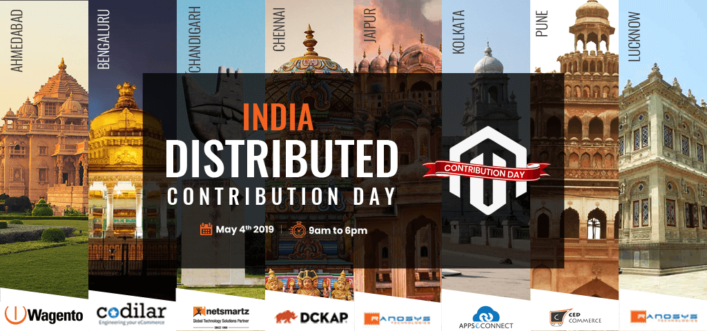 "Magento is back with another ""Distributed Contribution Day"" 2019"