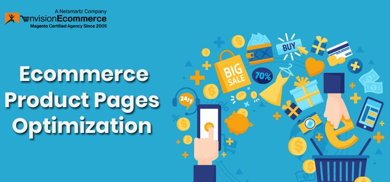 Optimize Product Pages of Your Store with E-Commerce SEO