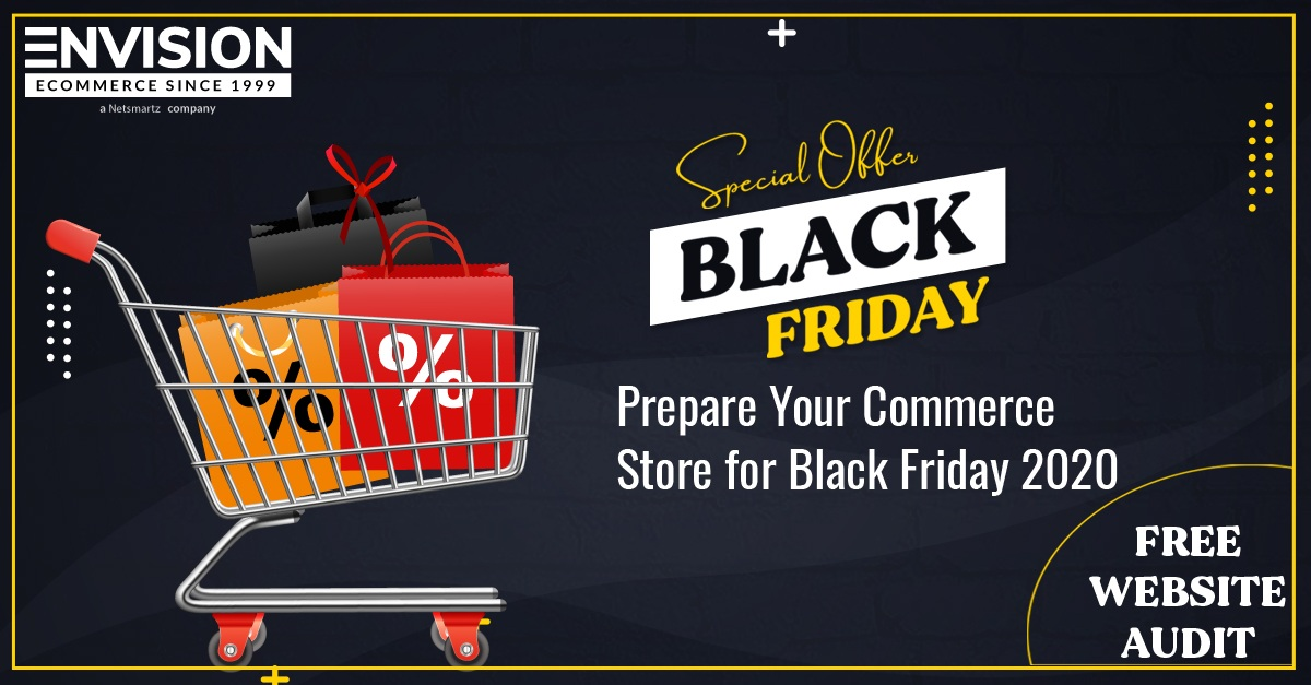 Prepare Your Commerce Store for Black Friday 2020